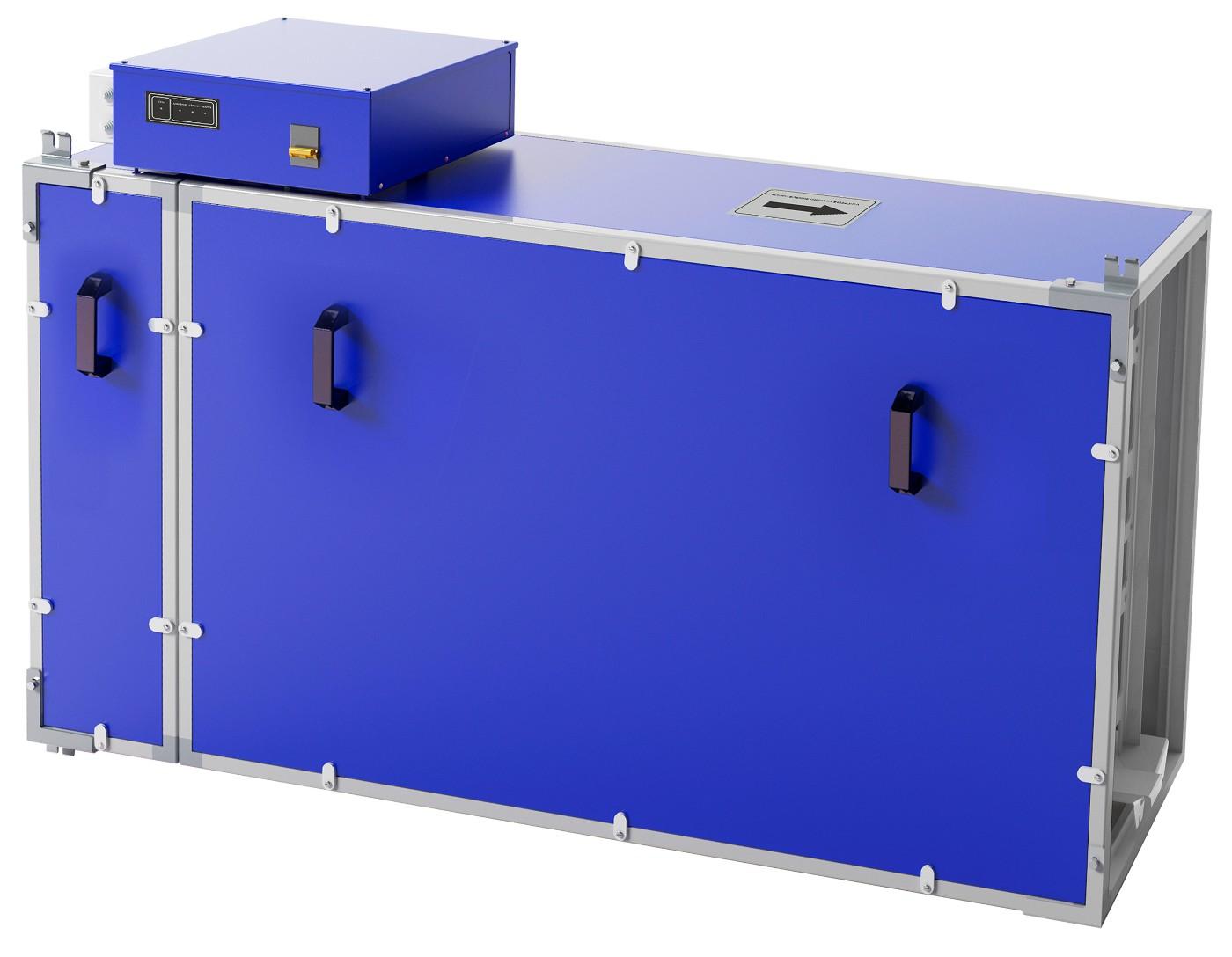 Газоочистная установка Tion SPS